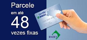 Compre no Cartão BNDES até 48x